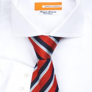 Krawaty jedwabne