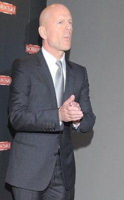 Tak wyglądał Bruce Willis