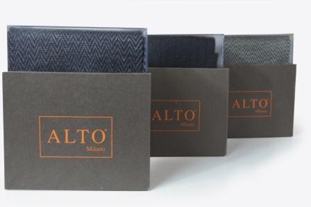 Skarpetki z wełny merinos Alto Milano